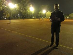 Urban Stars footy training session