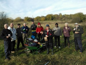 Sustrans volunteers