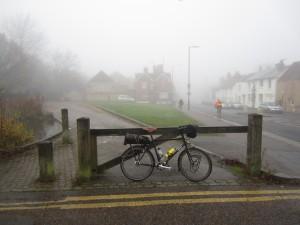 Foggy Bushey High  St