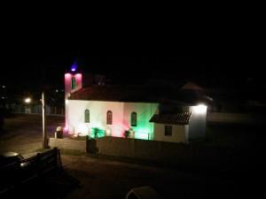 Disco church, Balneario Rincao