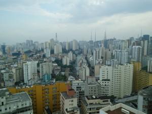 Megacity Sao Paulo