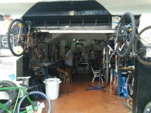 Las Magrelas Bar e Bicicletaria