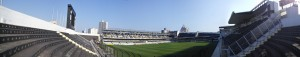 Classic footy ground