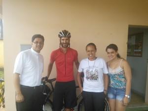 Padre, Fernanda & Clarice