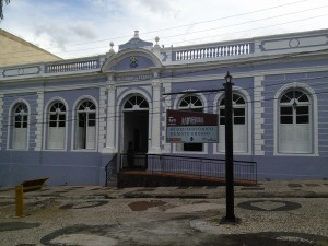 Museum - mostly contained paintings of Cuiaba history