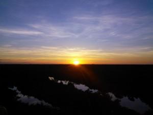 Back again for sunrise