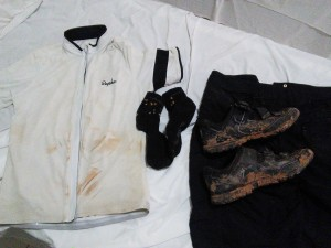 Aftermath: filthy kit