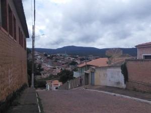 The odd little town of Seabra