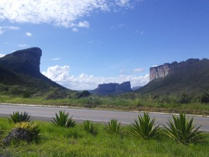 Cycling through chapada