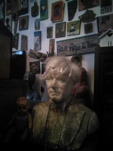 BoJo lookalike in a bric-a-brac shop