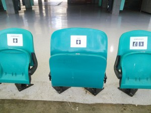 Wow, never seen an 'obese' seat before!