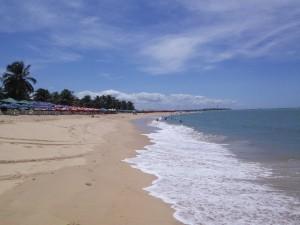 Gunga Beach - tourist end