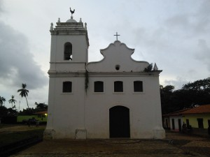 Another smaller igreja